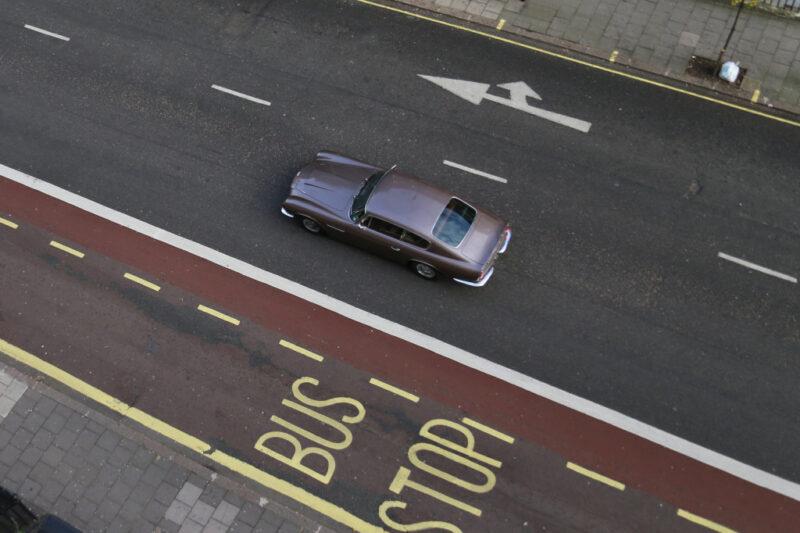 London James Bond Aston Martin DB5