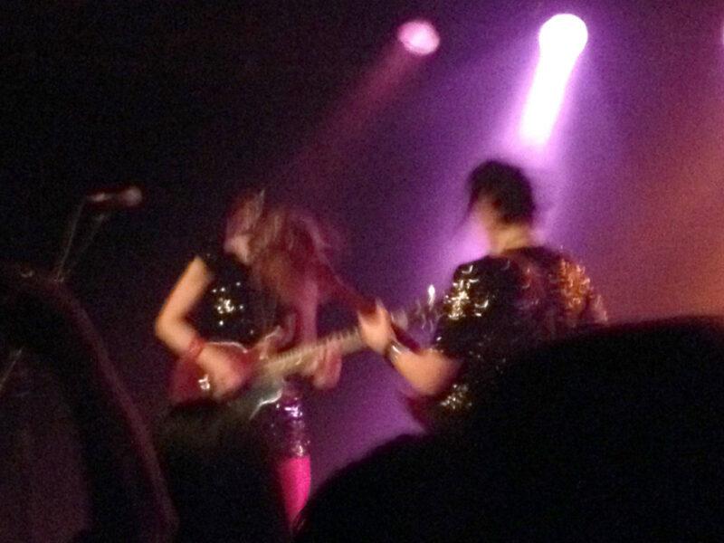 Ex Hex live im Magnet Club Berlin