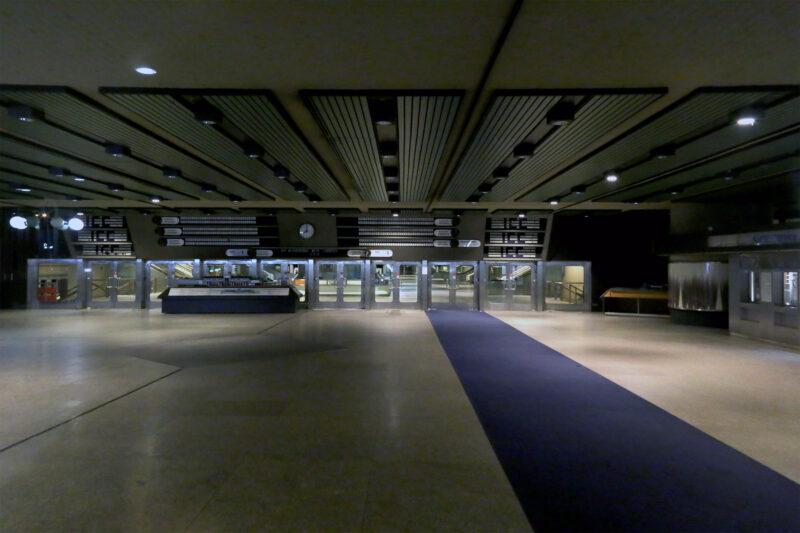 ICC Berlin Eingang