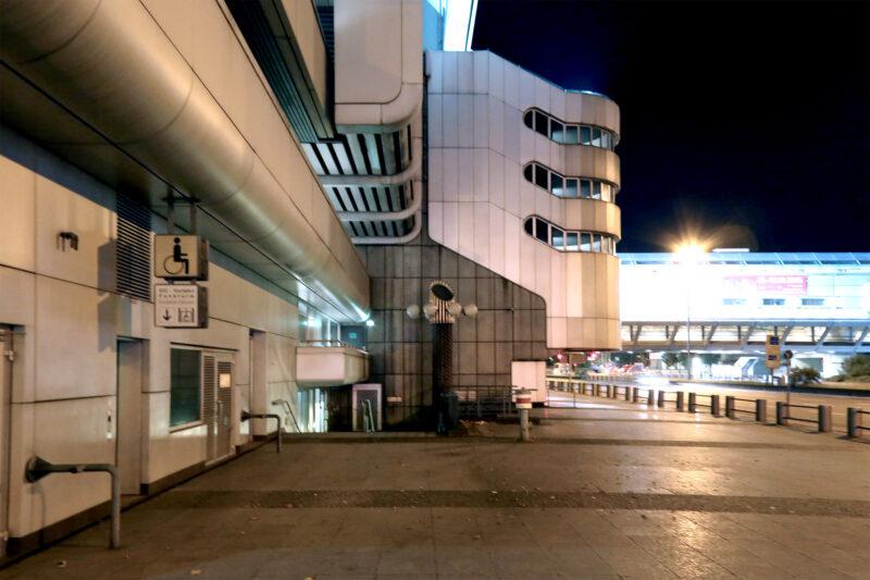 ICC Berlin Fassade